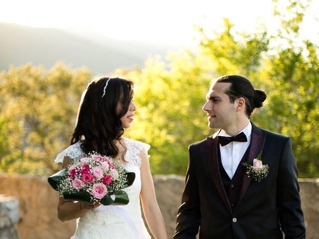 Il matrimonio di Emanuele e Antonella a Monte Argentario, Grosseto 34