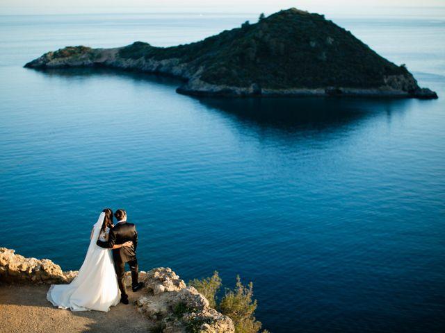 Il matrimonio di Emanuele e Antonella a Monte Argentario, Grosseto 39