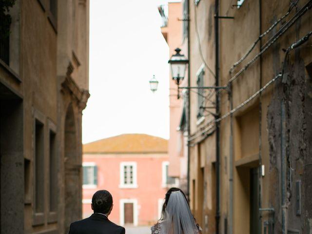 Il matrimonio di Emanuele e Antonella a Monte Argentario, Grosseto 41