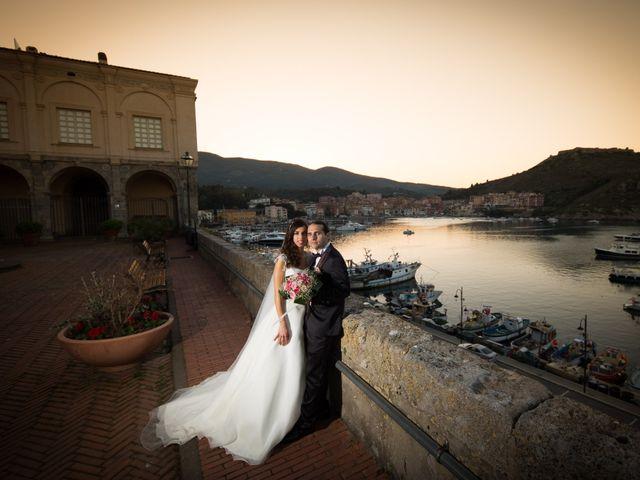 Il matrimonio di Emanuele e Antonella a Monte Argentario, Grosseto 43