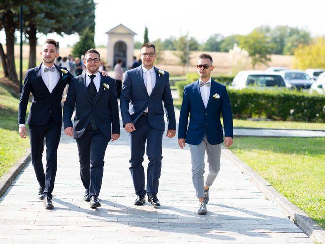 Il matrimonio di Matteo e Erica a Alseno, Piacenza 15