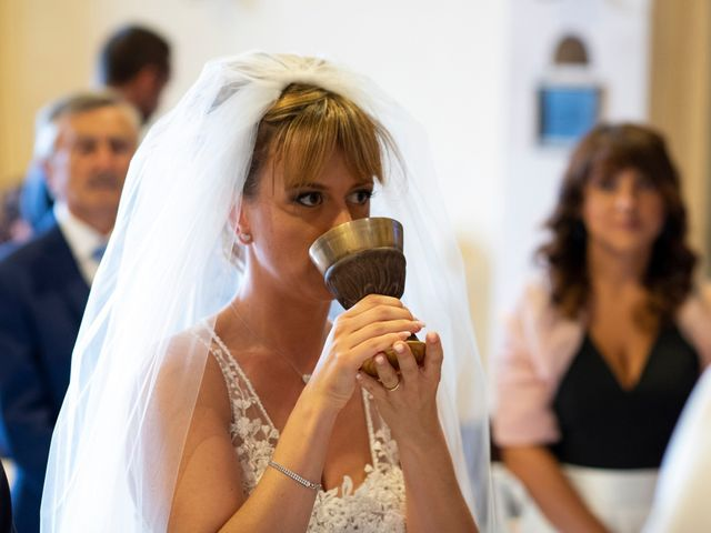 Il matrimonio di Matteo e Erica a Alseno, Piacenza 21