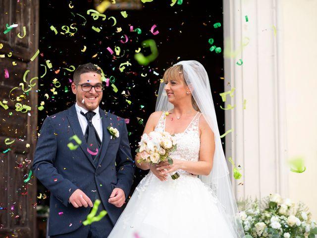 Il matrimonio di Matteo e Erica a Alseno, Piacenza 22