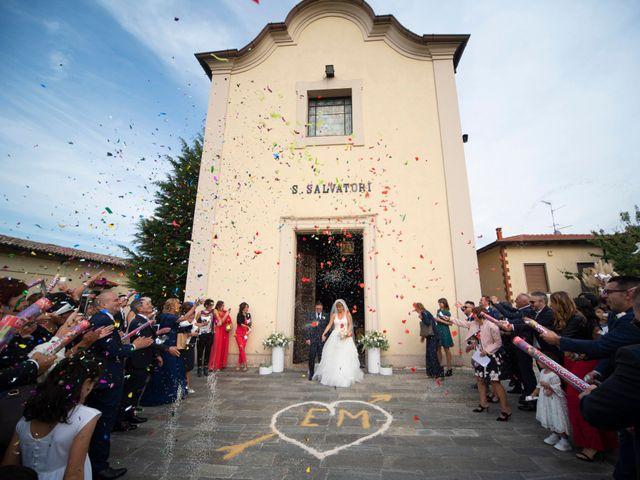 Il matrimonio di Matteo e Erica a Alseno, Piacenza 23