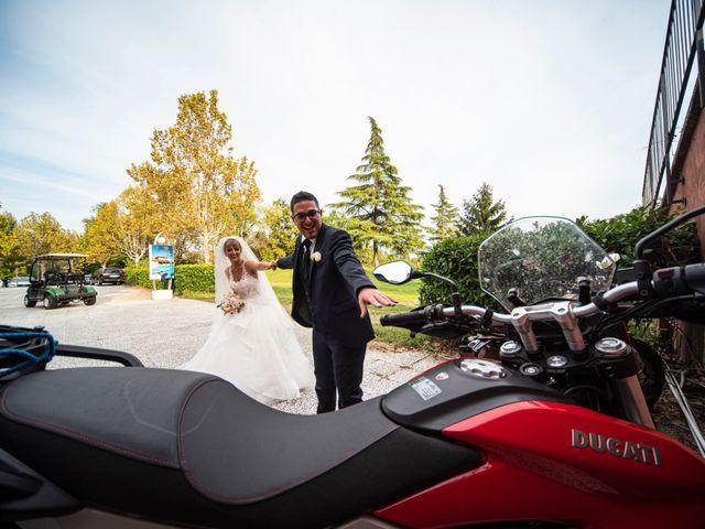 Il matrimonio di Matteo e Erica a Alseno, Piacenza 1