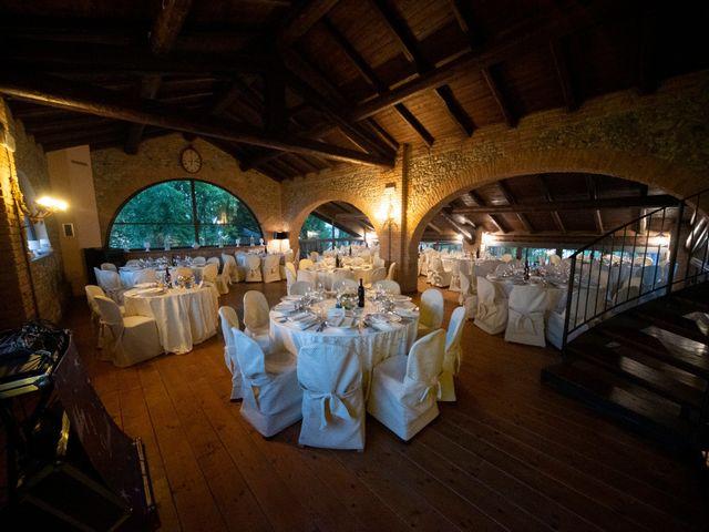 Il matrimonio di Matteo e Erica a Alseno, Piacenza 30