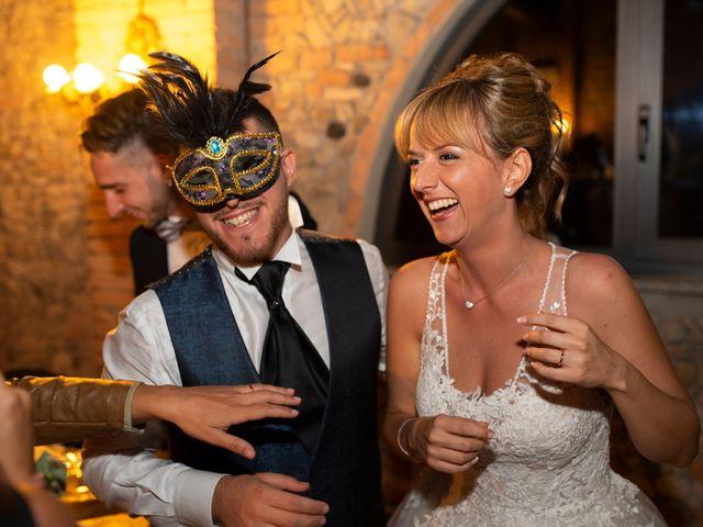 Il matrimonio di Matteo e Erica a Alseno, Piacenza 31