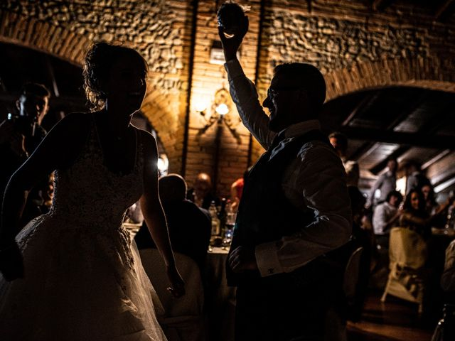 Il matrimonio di Matteo e Erica a Alseno, Piacenza 32