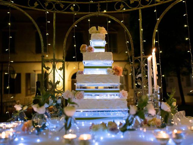 Il matrimonio di Matteo e Erica a Alseno, Piacenza 34