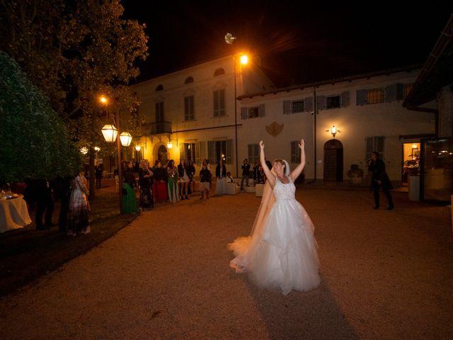 Il matrimonio di Matteo e Erica a Alseno, Piacenza 36