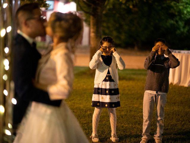Il matrimonio di Matteo e Erica a Alseno, Piacenza 37