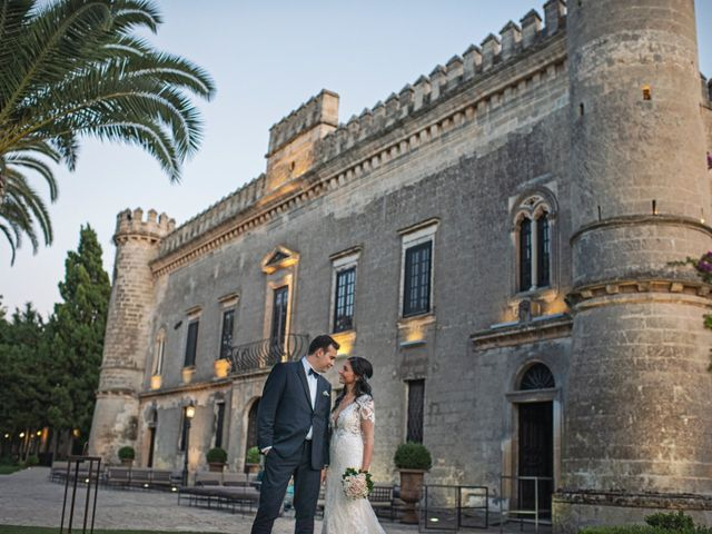 Il matrimonio di Mino e Marialuisa a Ceglie Messapica, Brindisi 11