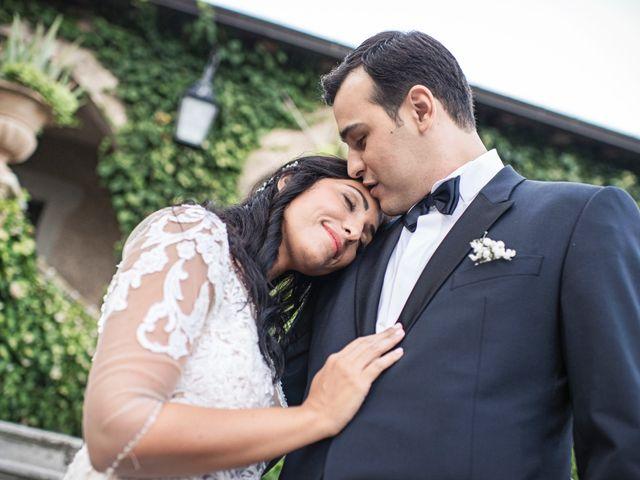 Le nozze di Marialuisa e Mino