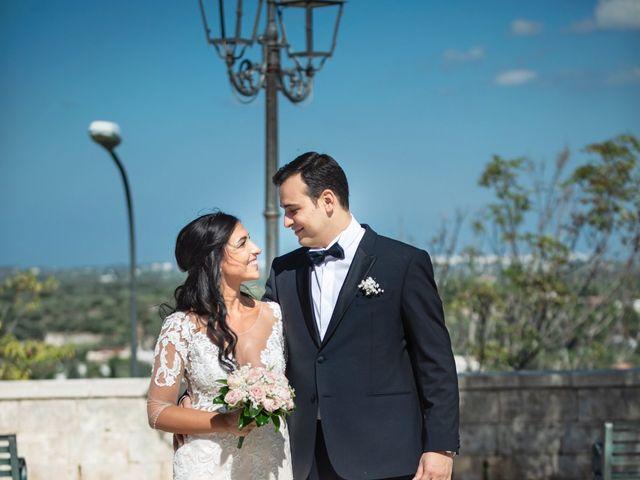 Il matrimonio di Mino e Marialuisa a Ceglie Messapica, Brindisi 27