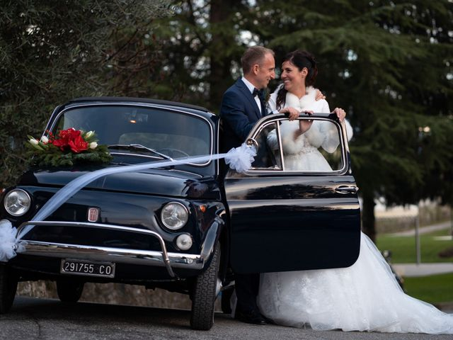 Le nozze di Federica e Aldo