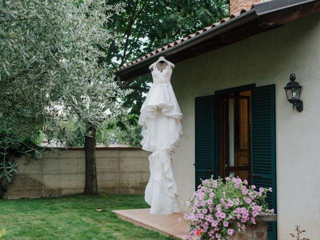 Il matrimonio di Salvatore e Alessia a Centallo, Cuneo 3