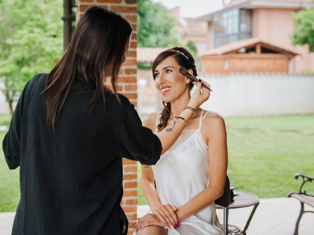 Il matrimonio di Salvatore e Alessia a Centallo, Cuneo 11