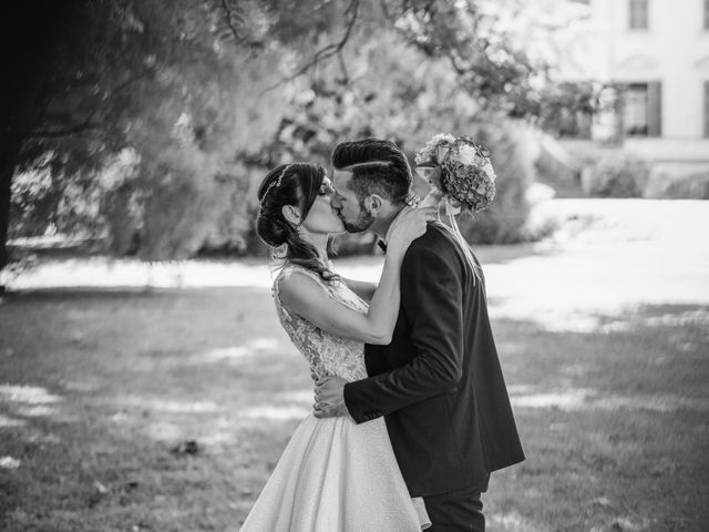 Il matrimonio di Salvatore e Alessia a Centallo, Cuneo 20