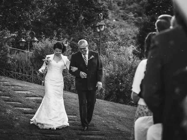 Il matrimonio di Jani e Tina a Bibbiena, Arezzo 26