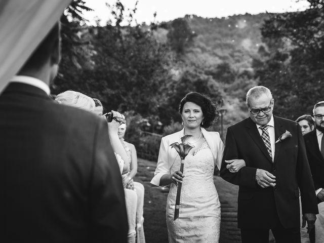 Il matrimonio di Jani e Tina a Bibbiena, Arezzo 27