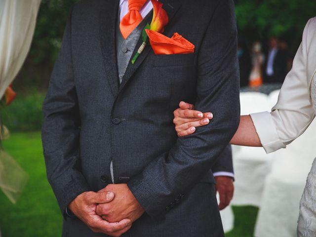 Il matrimonio di Jani e Tina a Bibbiena, Arezzo 30