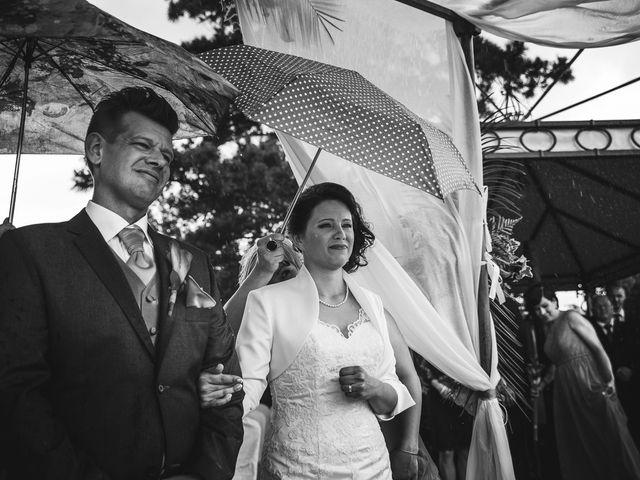 Il matrimonio di Jani e Tina a Bibbiena, Arezzo 31