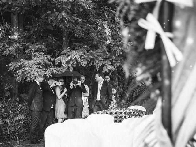 Il matrimonio di Jani e Tina a Bibbiena, Arezzo 32