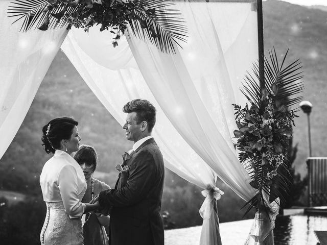 Il matrimonio di Jani e Tina a Bibbiena, Arezzo 34