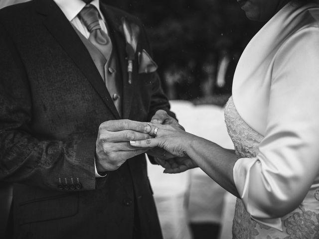 Il matrimonio di Jani e Tina a Bibbiena, Arezzo 35