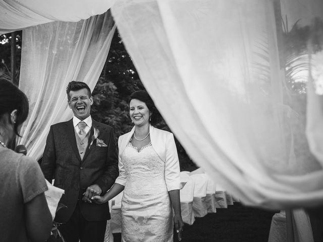 Il matrimonio di Jani e Tina a Bibbiena, Arezzo 36