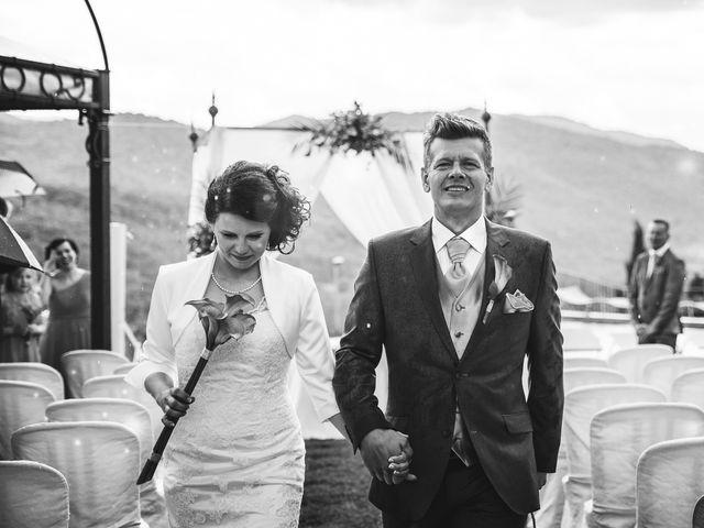 Il matrimonio di Jani e Tina a Bibbiena, Arezzo 37