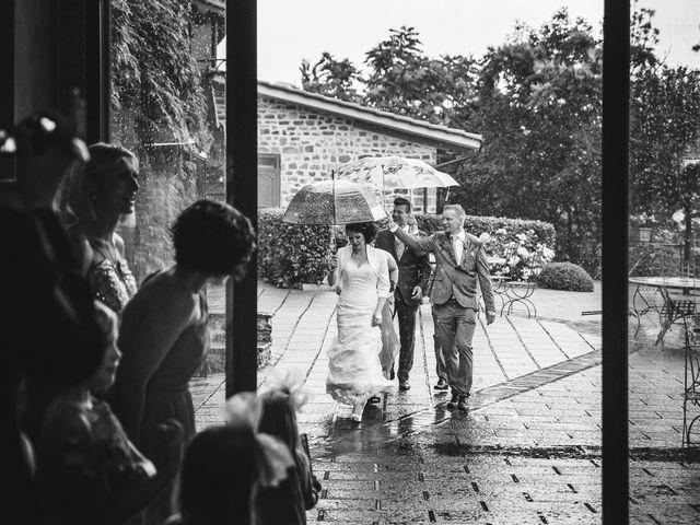 Il matrimonio di Jani e Tina a Bibbiena, Arezzo 41
