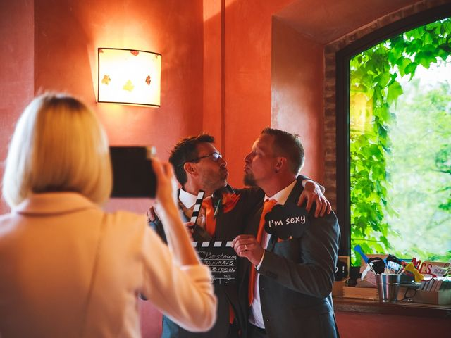 Il matrimonio di Jani e Tina a Bibbiena, Arezzo 47