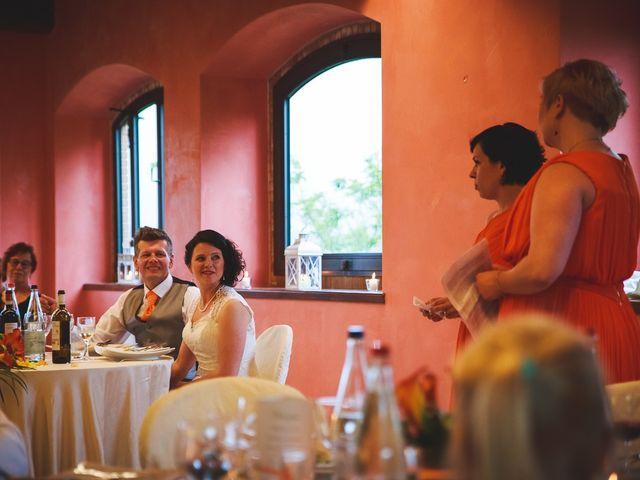 Il matrimonio di Jani e Tina a Bibbiena, Arezzo 50