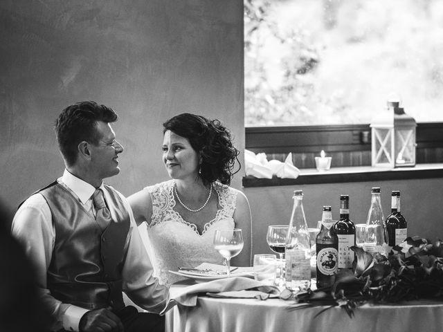 Il matrimonio di Jani e Tina a Bibbiena, Arezzo 52