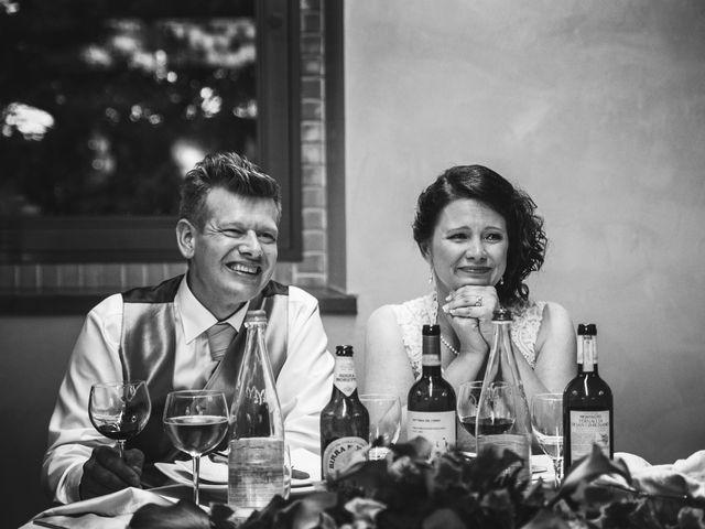 Il matrimonio di Jani e Tina a Bibbiena, Arezzo 54