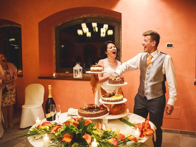 Il matrimonio di Jani e Tina a Bibbiena, Arezzo 58