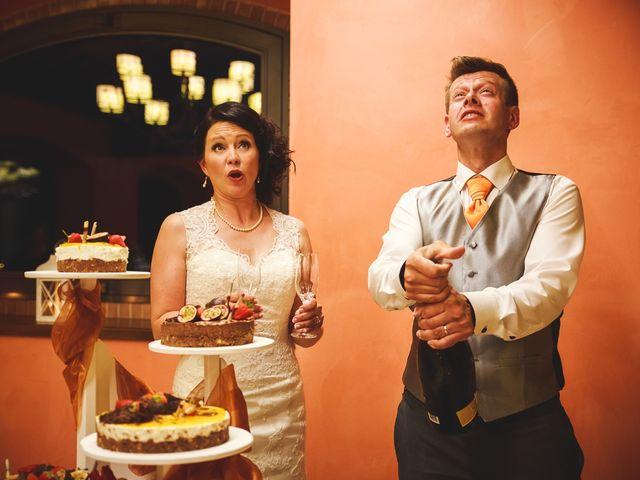 Il matrimonio di Jani e Tina a Bibbiena, Arezzo 59