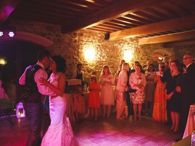 Il matrimonio di Jani e Tina a Bibbiena, Arezzo 62