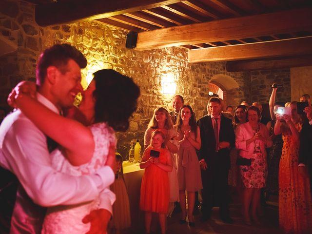 Il matrimonio di Jani e Tina a Bibbiena, Arezzo 63