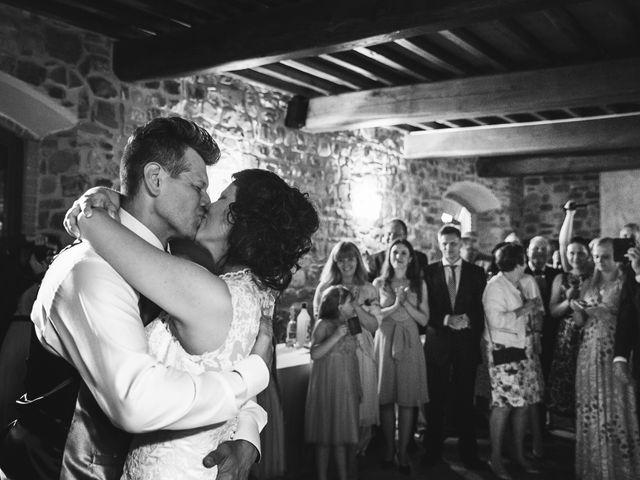 Il matrimonio di Jani e Tina a Bibbiena, Arezzo 64