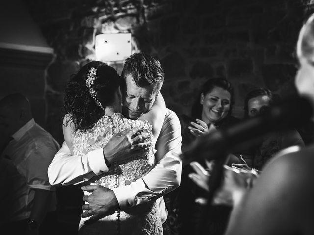 Il matrimonio di Jani e Tina a Bibbiena, Arezzo 66