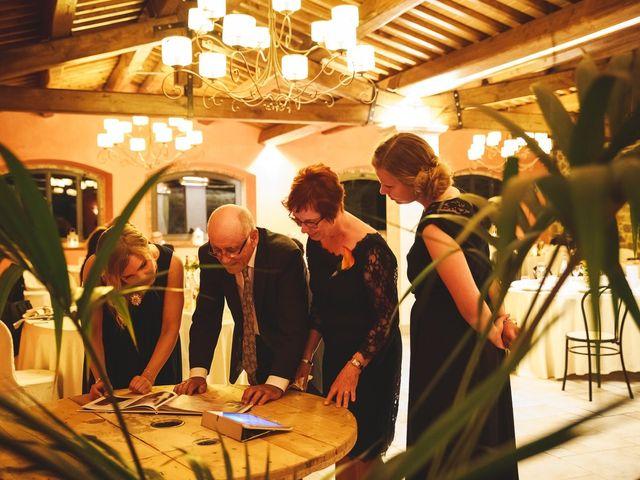 Il matrimonio di Jani e Tina a Bibbiena, Arezzo 69