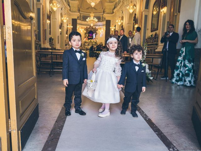 Il matrimonio di Luana e Alfio a Acireale, Catania 23