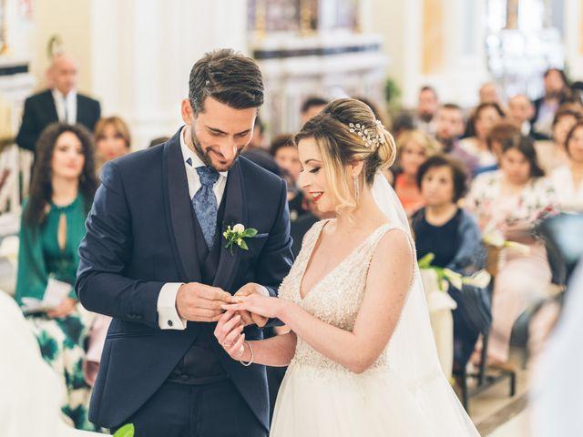 Il matrimonio di Luana e Alfio a Acireale, Catania 29