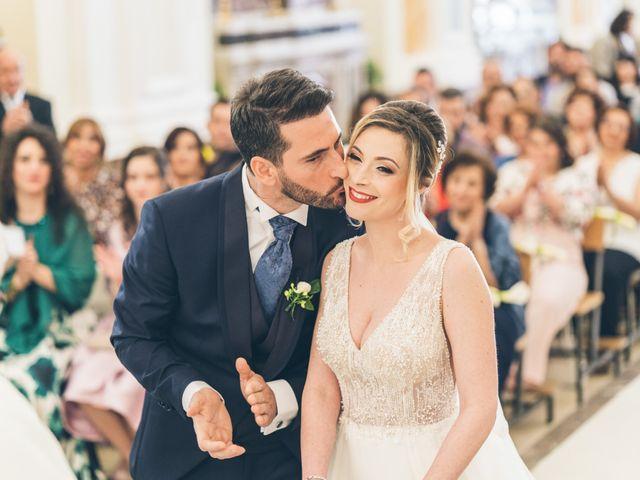 Il matrimonio di Luana e Alfio a Acireale, Catania 30