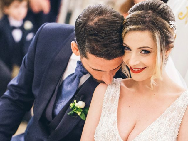 Il matrimonio di Luana e Alfio a Acireale, Catania 31