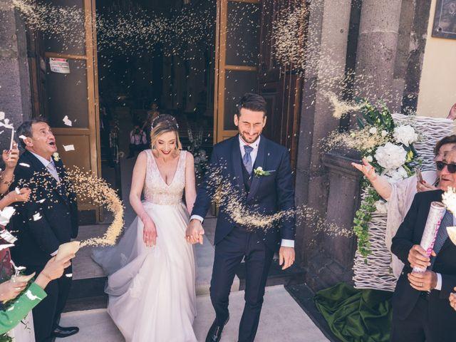 Il matrimonio di Luana e Alfio a Acireale, Catania 33