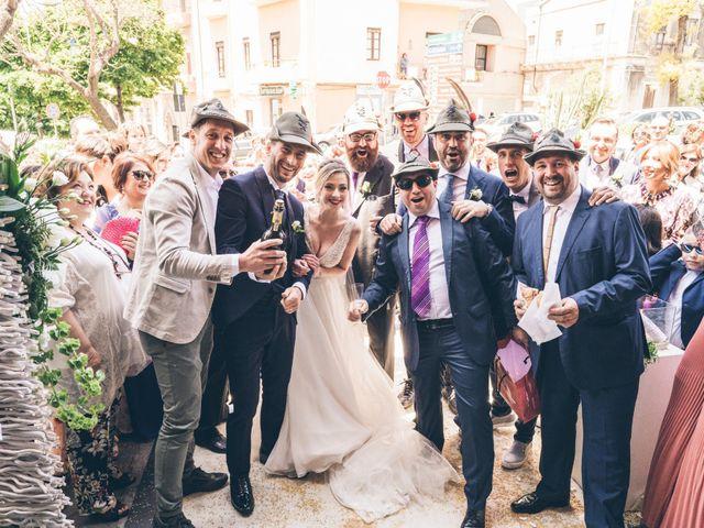 Il matrimonio di Luana e Alfio a Acireale, Catania 34