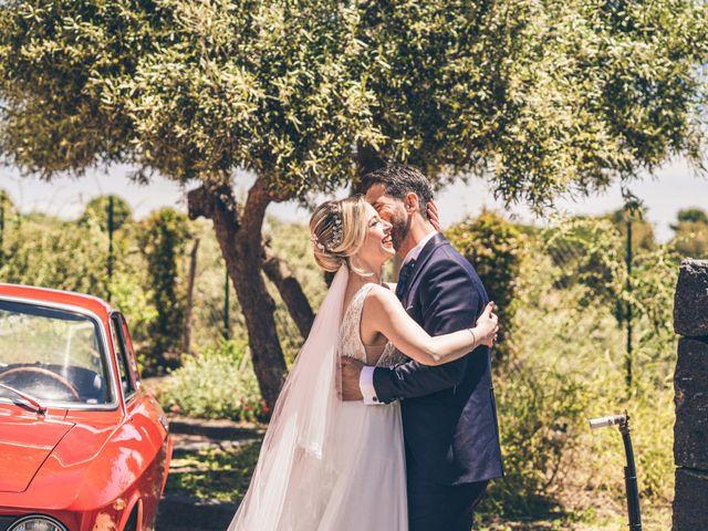 Il matrimonio di Luana e Alfio a Acireale, Catania 36